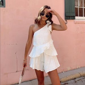 Sabo Skirt Raw Della Playsuit